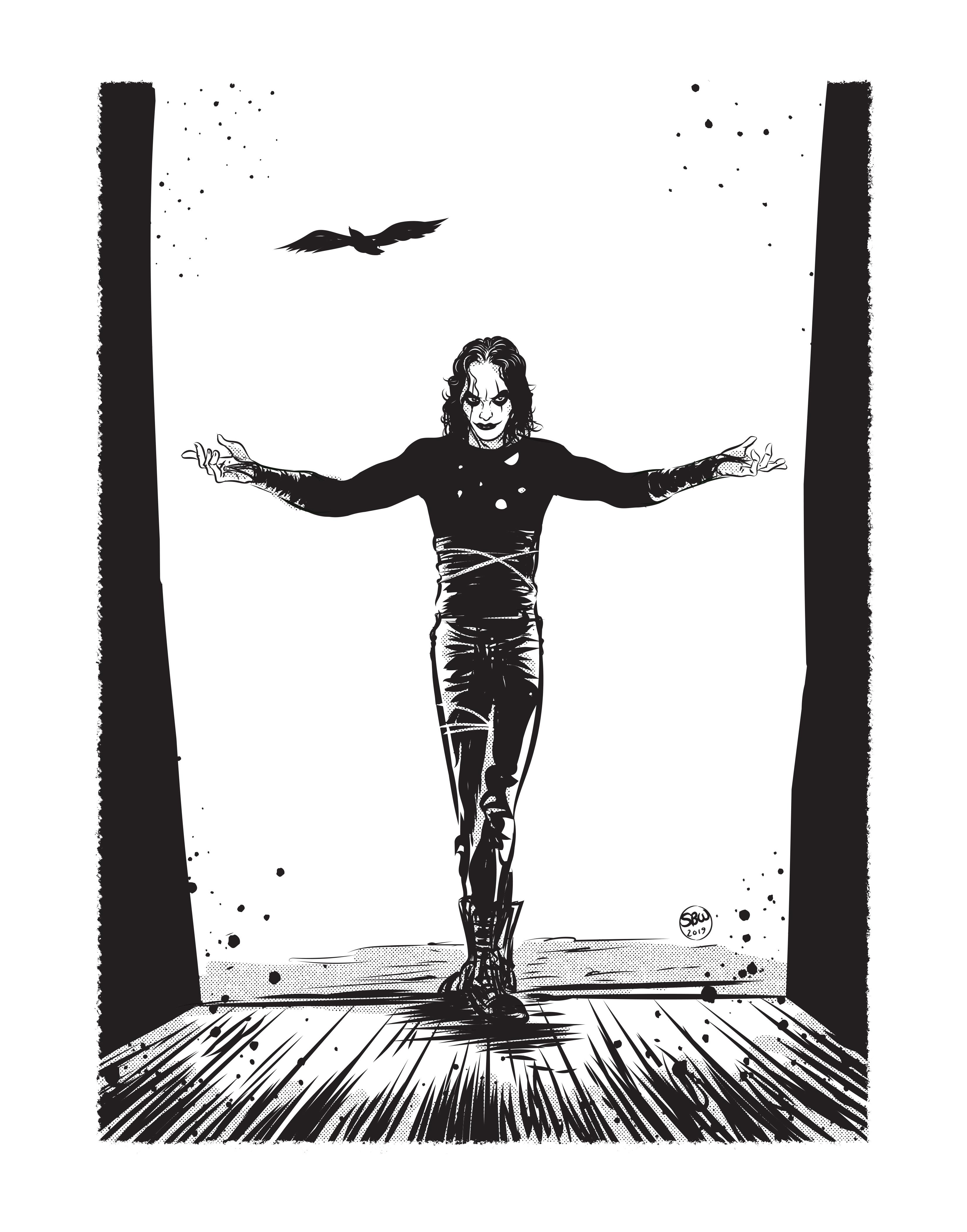 The_Crow_11x14_FA