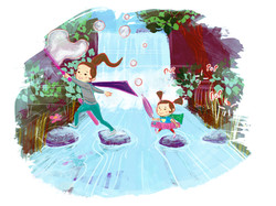Adventure_sisters_waterfalls_page_9x12_v