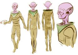 ALIEN Turnaround