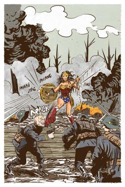 Wonder Woman Final