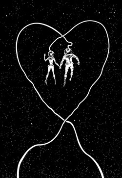 Love_Space_black_society6