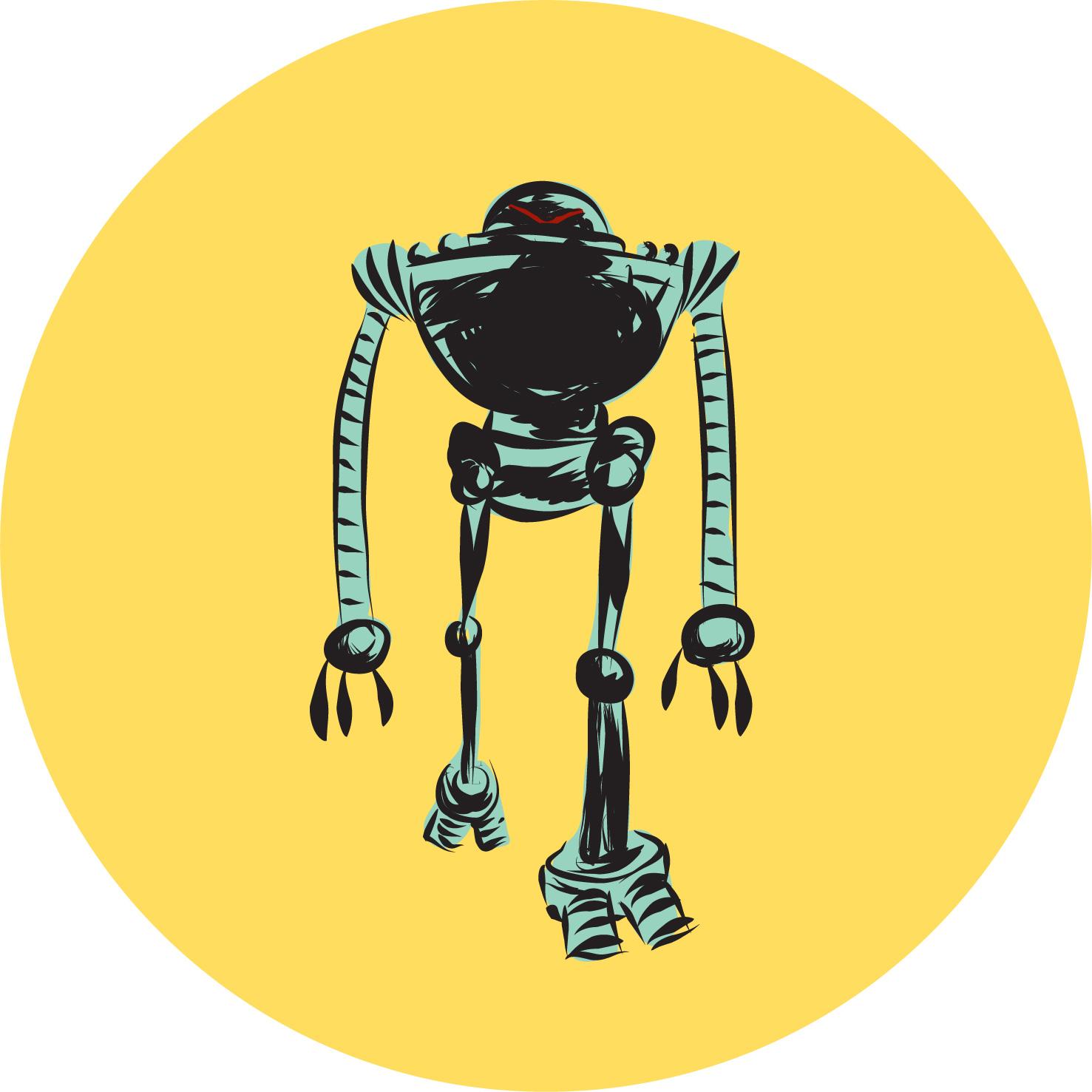 Marchin_Robot