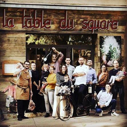La Table du Square - Beaune