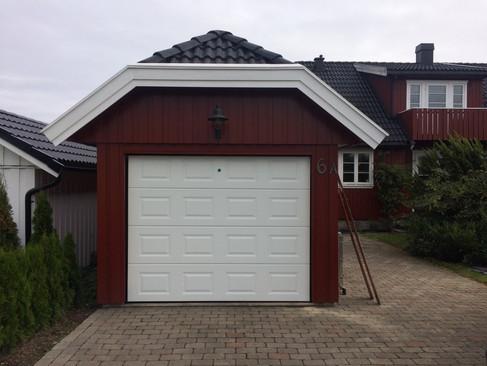 Eurodoor Garasjeport