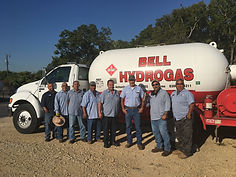 Propane Service and Delivery Team
