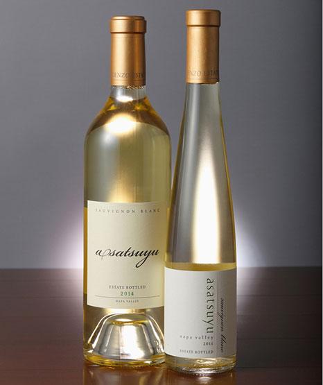 """Premium wine """"Asatsuyu"""""""