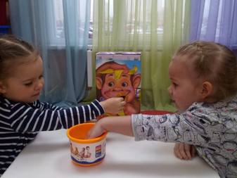Кексы для обезьянки