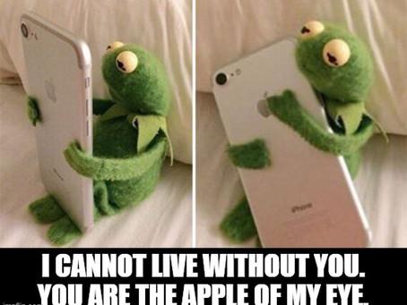 apple of one's eye