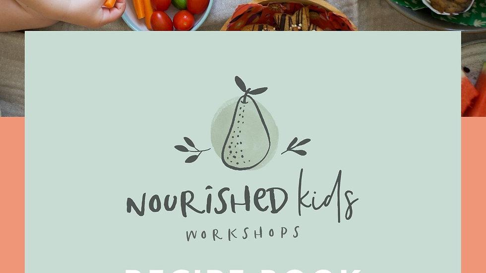 Nourished Kids Recipe Book