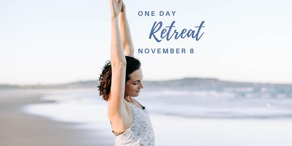 8th November   ONE DAY Retreat