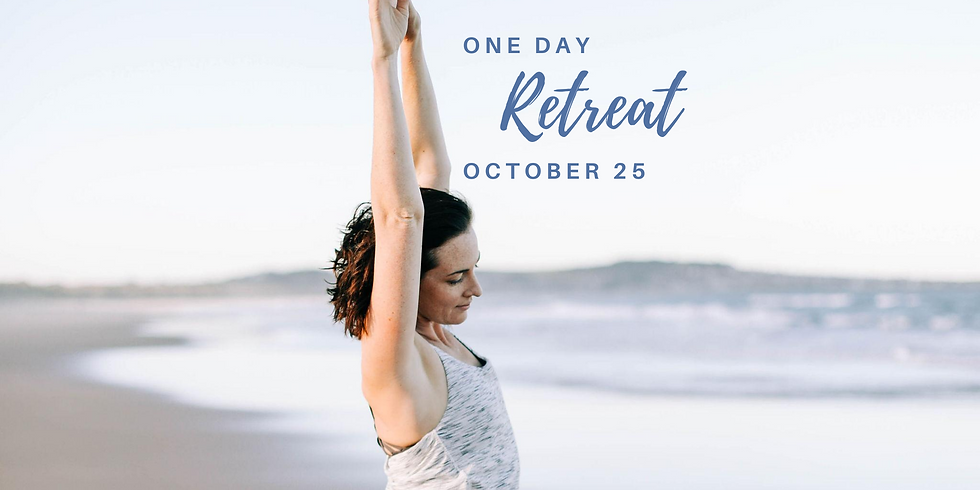 25th October   ONE DAY Retreat