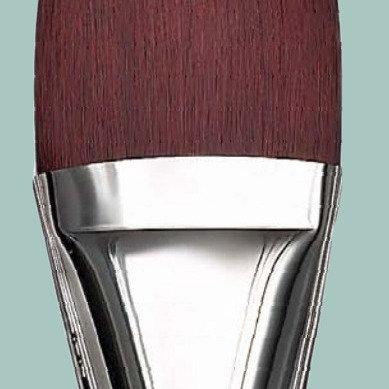 Lascaux artists' brush, flat