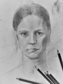 Pencil Drawing 4 hours session