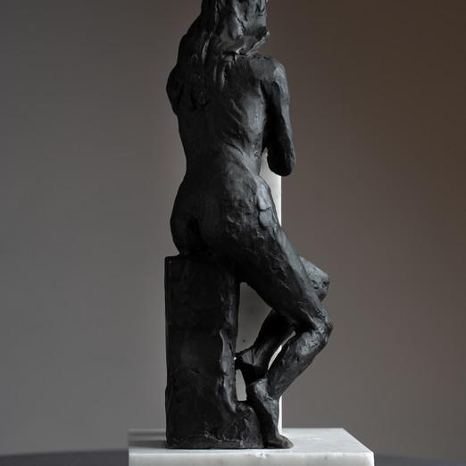Leaning Thinker (Female),  2021