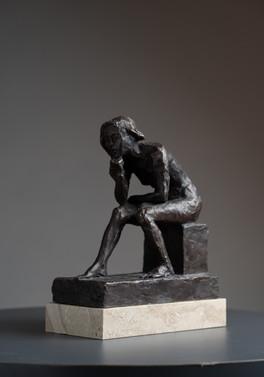 The Thinker (Female), 2021