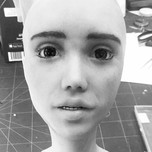 Grace, Henson Robotics, Hong Kong 2021