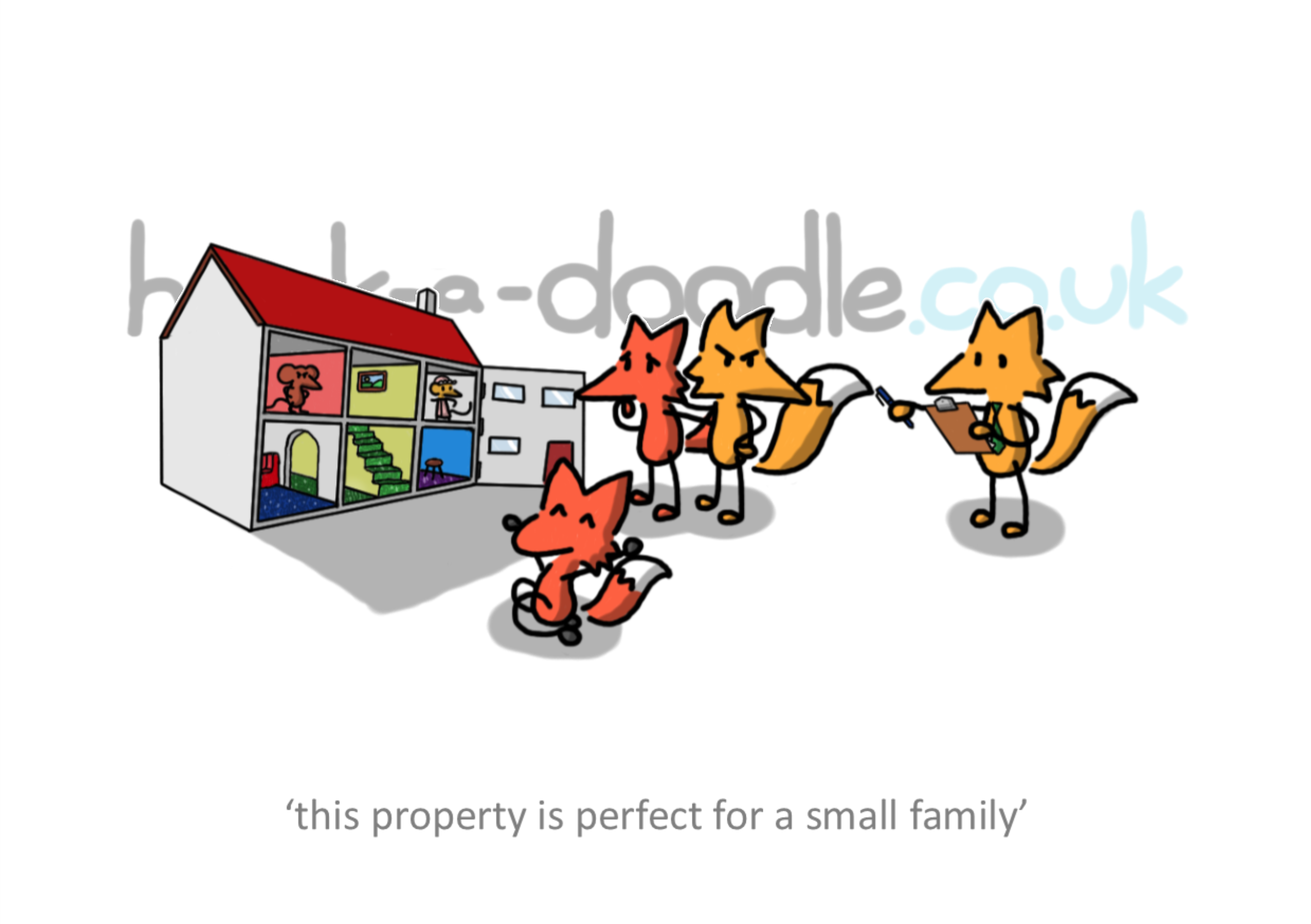 4 - for a small family