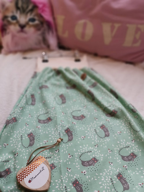 Pucksack Katze Newborn