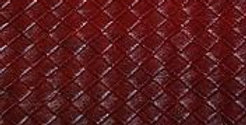 Burgundy Basket Weave Vinyl