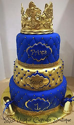 blue and gold 3 tier prince cake_edited.