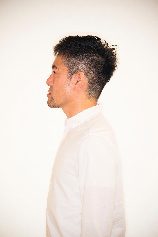 男性の髪形