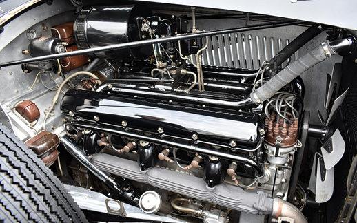 1939 Rolls-Royce Phantom III V12