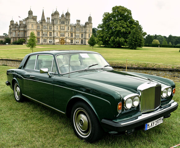 1977 Bentley Corniche fhc