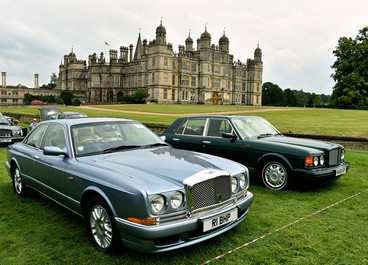 1999 Bentley Continental R and 1996 Bentley Brooklands