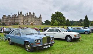 1980 Rolls-Royce Camargue and 1986 Bentley Eight
