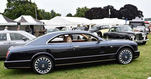 Bentley Brooklands 2008-2011