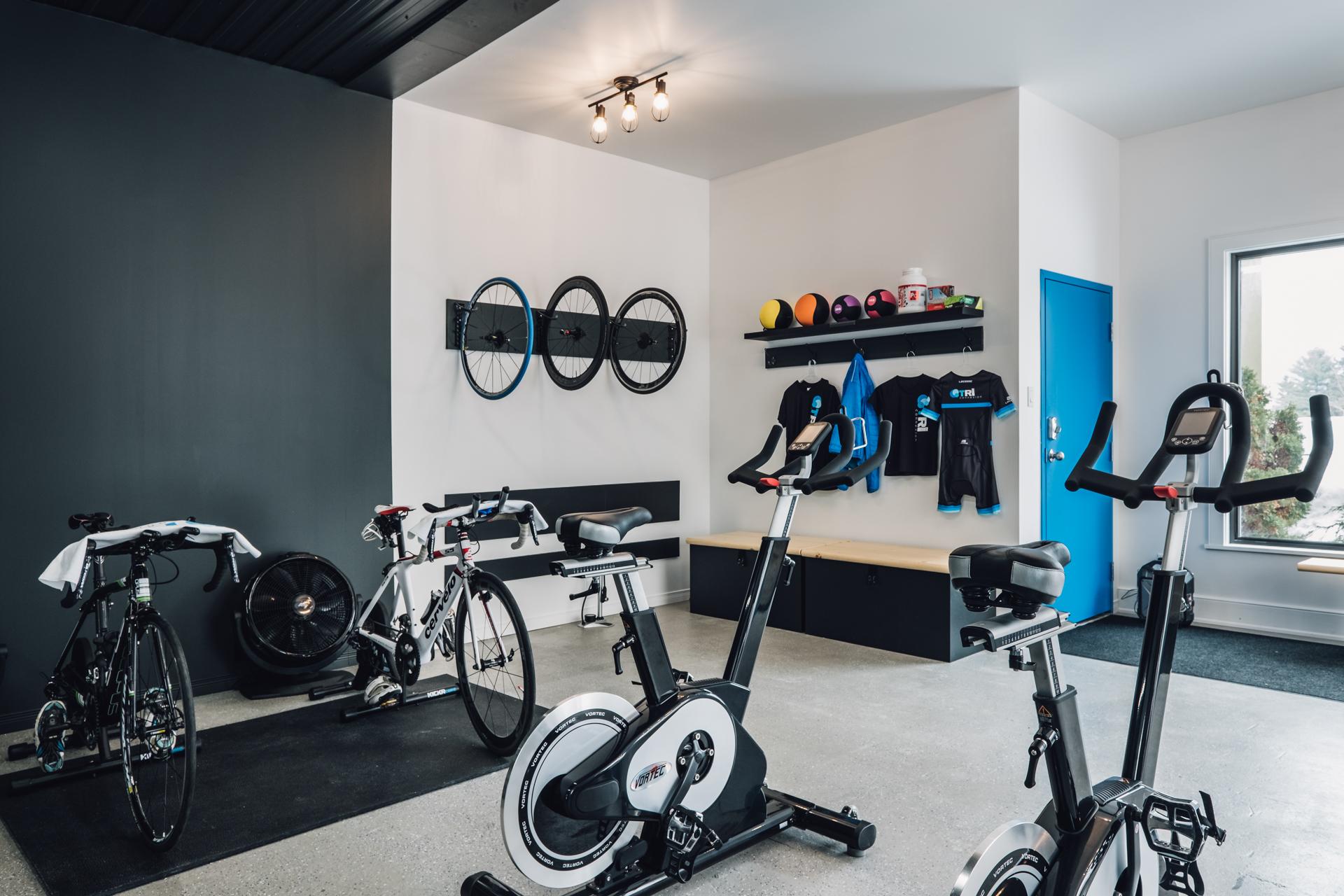 Studio MC2 triathlon