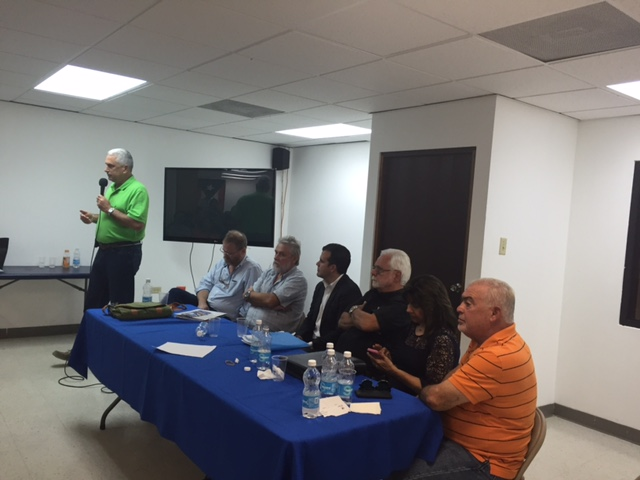 taller funcionarios plebiscito 2017