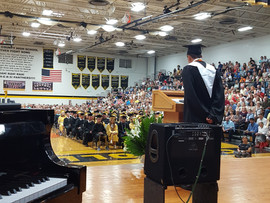 Carroll County High School Graduation 2018