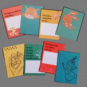 Ermutigungskarten für dein Kind