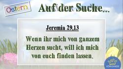 Bibelvers - Bild