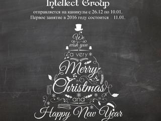 Новый год c Intellect group