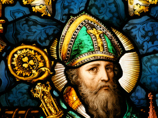 День зеленого или St Patrick's Day