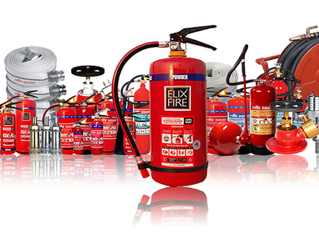 Glossary of Typical Fire Equipment