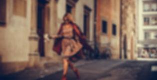 Fashion photoshoot in Zurich