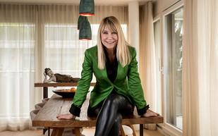 Portrait of a businesswoman