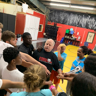Coach Wiggs, instructor