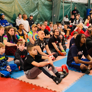 Kickboxing event