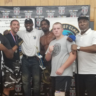 WW in Sumter, SC - Boxing