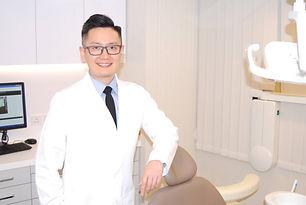 Singapore Male American Dentist Penn Pacific Dental Center Doctor Barry Yu