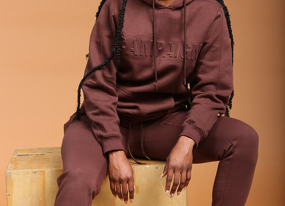 Embossed Sweatsuit