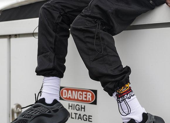 Campaign Arc Cargo Pant (BLACK)