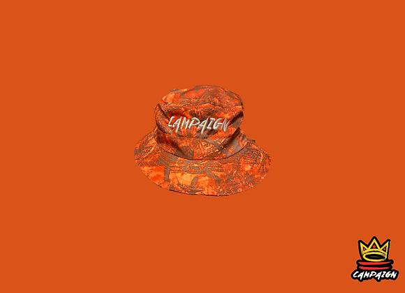 Hunters Camo bucket hat