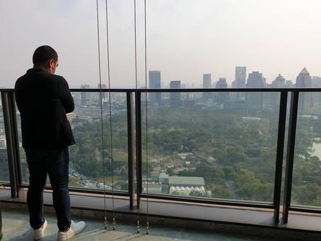 Sindhorn Residence ชีวิตใจกลางกรุงเทพฯ กับวิวระดับสิบล้าน