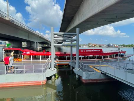 เริ่ม 17 พค เรือด่วนเจ้าพระยา ปากเกร็ด-สาทร เชื่อมรถไฟฟ้าสีม่วง ค่าโดยสาร 10-30 บาท