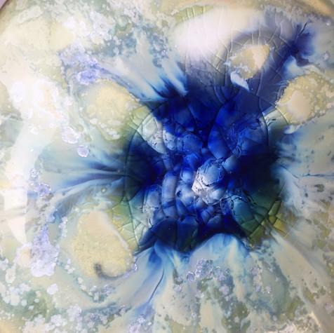 royal blue mini dish